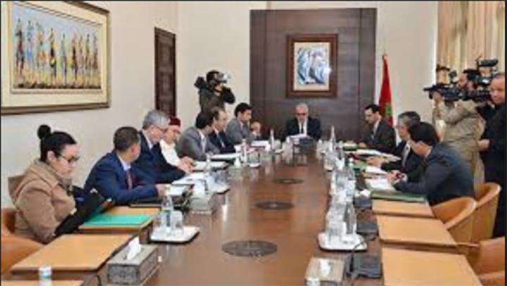 رفع اللجنة التقنية لمشروع القانون الإطار الى رئيس الحكومة.