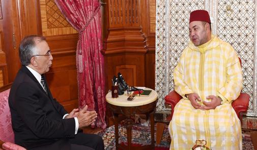 تعيين جلالة الملك السيد عمر عزيمان رئيسا للمجلس الأعلى للتربية والتكوين والبحث العلمي.